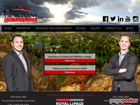 Kelowna Real Estate Listings