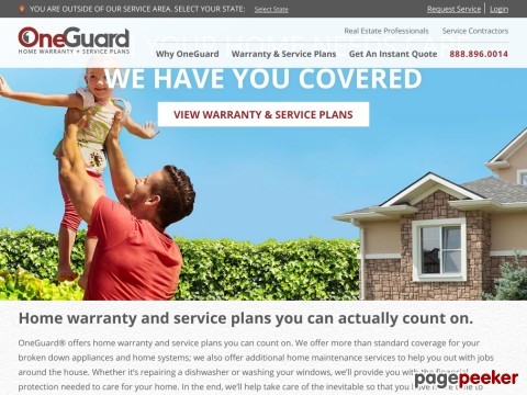 OneGuard Home Warranties - Arizona