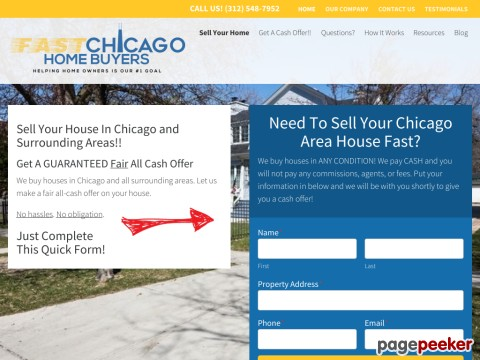 Fast Chicago Home Buyers, Inc.