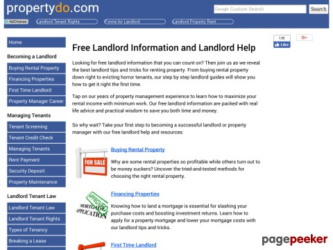 Free Landlord Forms and Landlord Resourc