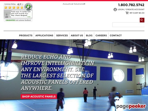 Soundproofing and Noise Control Products