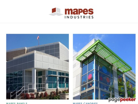 Mapes Industries
