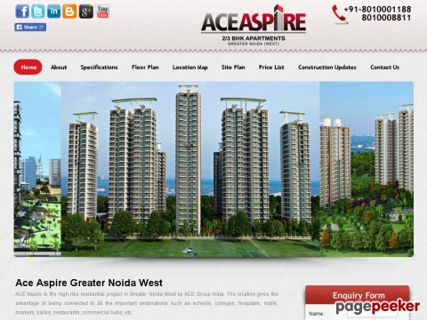 Ace Aspire Noida Extension