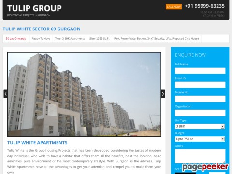 Tulip White Resale Apartments | Property