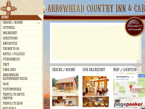 Arrowhead Bed & Breakfast