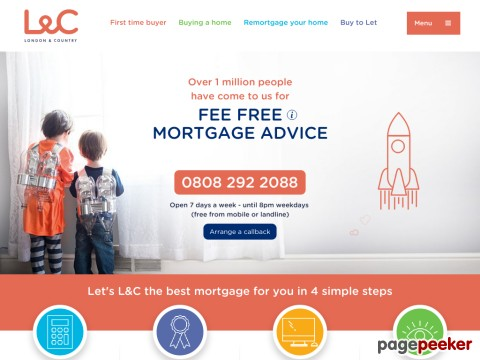 Fees Free Mortgage Broker L&C- London an