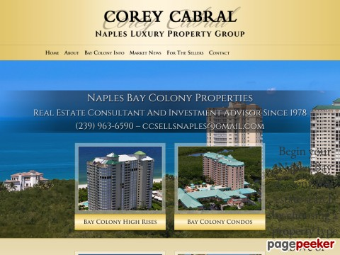 Bay Colony Real Estate Luxury Homes Cond