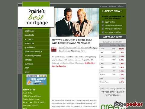 Prairie's Best Mortgage