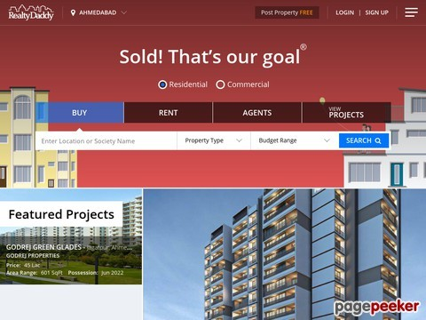 Buy or Rent Property in Ahmedabad