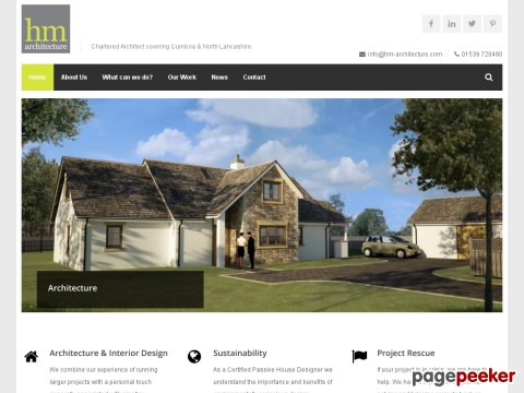 HM Architects Cumbria