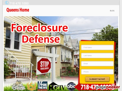 forclosure home