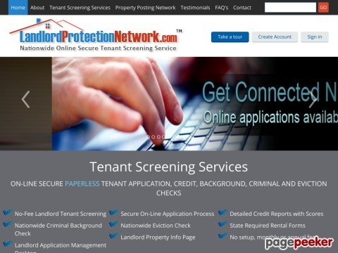Best tenant screening service