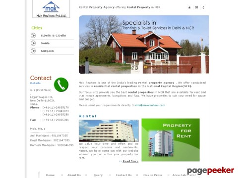 Rental Property NCR