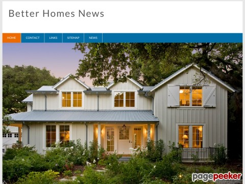 better homes - property news