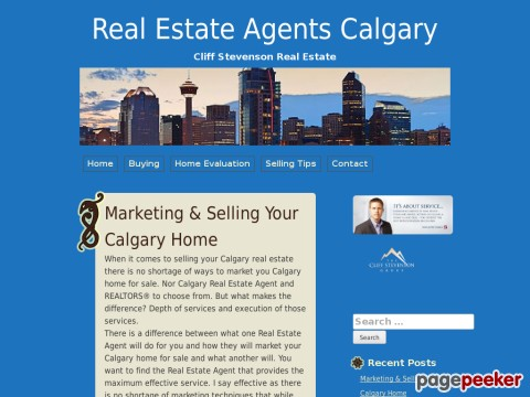 Real Estate Agents Calgary
