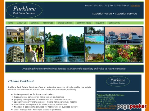 Parklane Real Estate Services