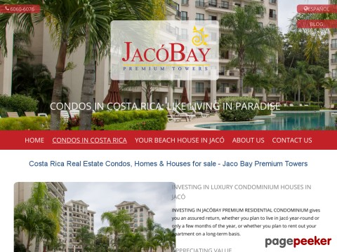 JacóBay Premium Towers Condominium