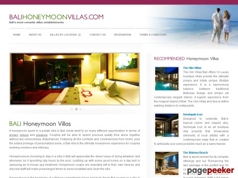 www.balihoneymoonvillas.com