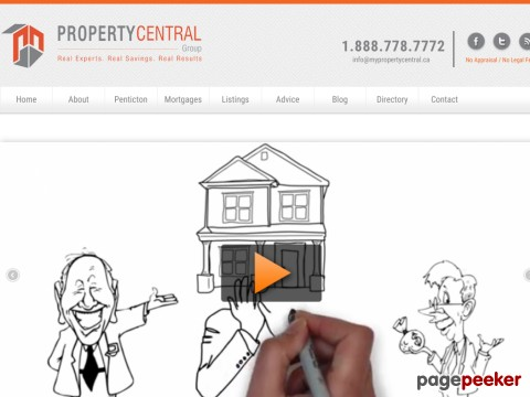 Property Central Real Estate Penticton