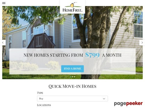 HomeFirst Certified