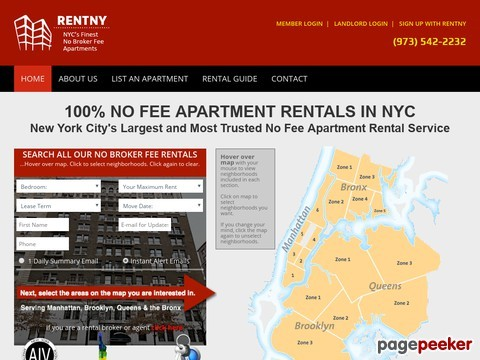 No Broker Fee Apartments | RentNY