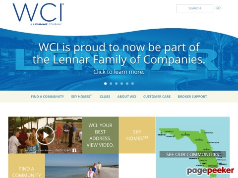 WCI Communities Inc.