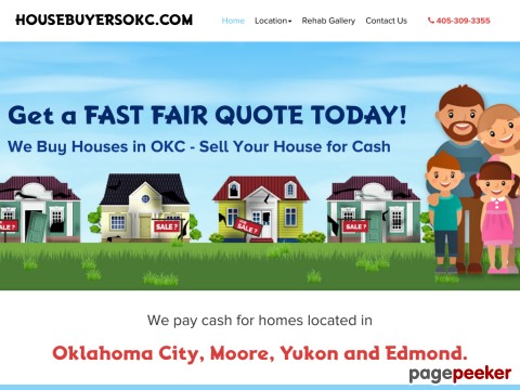 House Buyers in Oklahoma City