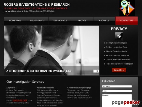 Rogers Investigations & Research