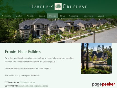 Homes for Sale Montgomery TX
