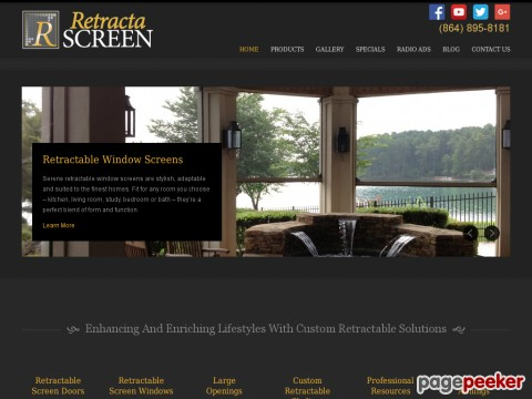 Retractable Screen Solutions