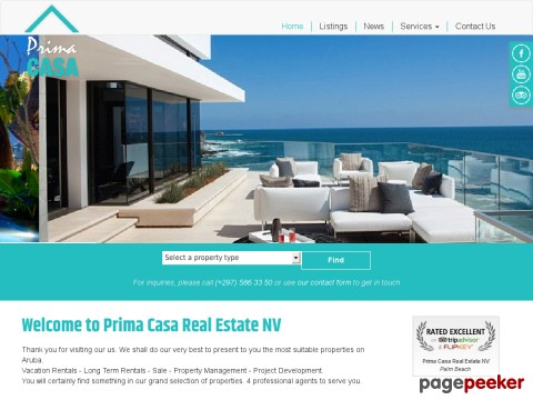 Prima Casa Real Estate NV
