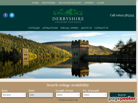 Derbyshire Country Cottages